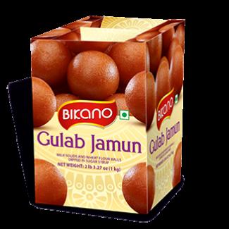 B GULAB JAMUN